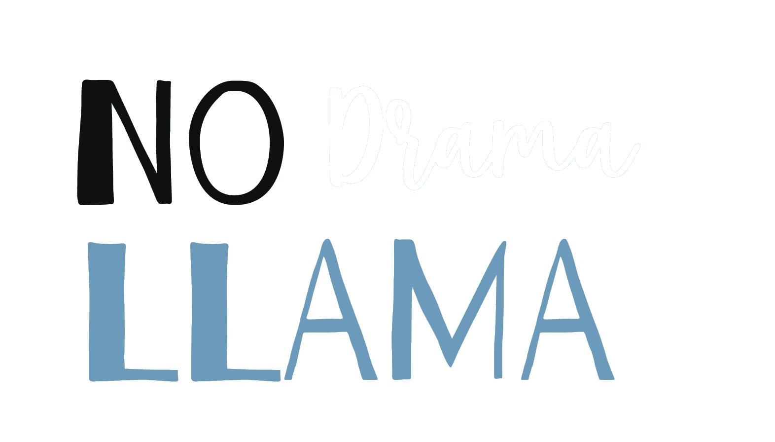 No drama, llama el lama